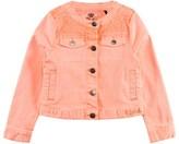 Ikks Coral Denim Jacket