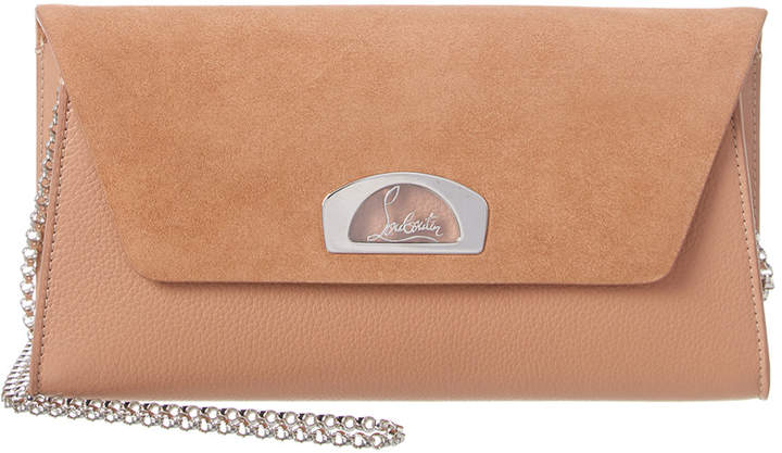 db8742afb9 Christian Louboutin Pink Clutches - ShopStyle