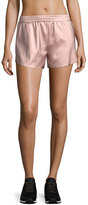Lanston Chance Metallic Track Shorts