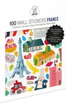 OMY France Wall Stickers - Set of 100