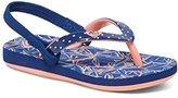 Roxy TW Pebbles V Flip Flops Sandal