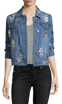 Bagatelle Lightening Bolts Cotton Jacket