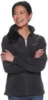 Columbia Women's Benton Springs Zip-Front Fleece Jacket