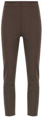 Gloria Coelho High-Waisted Trousers