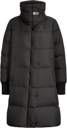 Ralph Lauren Down Mockneck Coat
