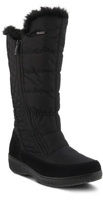 Spring Step Mireya Waterproof Faux Fur Lined Boot