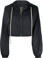 Rick Owens Ecuatl mini windbreaker jacket