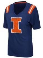 Thumbnail for your product : Colosseum Women's Illinois Fighting Illini Rock Paper Scissors T-Shirt
