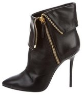 Fold Over Ankle Boots - ShopStyle