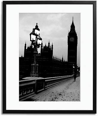 Sonic Editions From Westminster Bridge Framed Photo