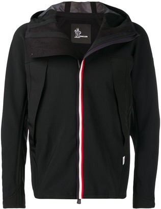 MONCLER GRENOBLE Zipped Up Lightweight Jacket