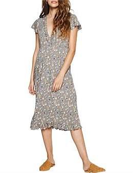 AUGUSTE Viola Allure Midi Dress