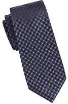 MICHAEL Michael Kors Grid Neat Silk Tie