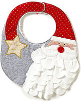 Mud Pie Baby Christmas Santa Bib