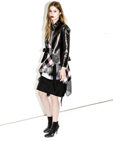 3.1 Phillip Lim Asymmetrical Apron Skirt with Suspenders