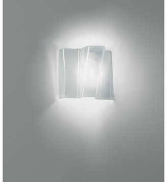 """Artemide Logico 1-Light Flush Mount Size: 7.44"""" H x 7.44"""" W x 4"""" D"""