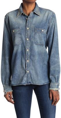 Fabric Brand Juneau Denim Work Shirt