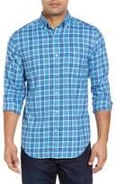 Vineyard Vines Men's Tucker Classic Fit Plaskett Creek Plaid Flannel Sport Shirt