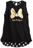 Disney Minnie Mouse Bow Signature Tank for Juniors