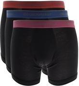 Giorgio Armani Emporio Underwear 3 Pack Boxer Briefs