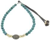 Catherine Michiels oval bead stardust bracelet