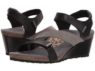 Aetrex Brynn (Black) Women's Sandals