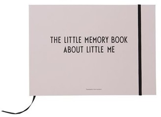 Design Letters The Little Memory Book - Light Pink