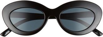 BP 50mm Oval Sunglasses