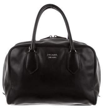 e3e3c53de659 Prada Lambskin Handbag - ShopStyle