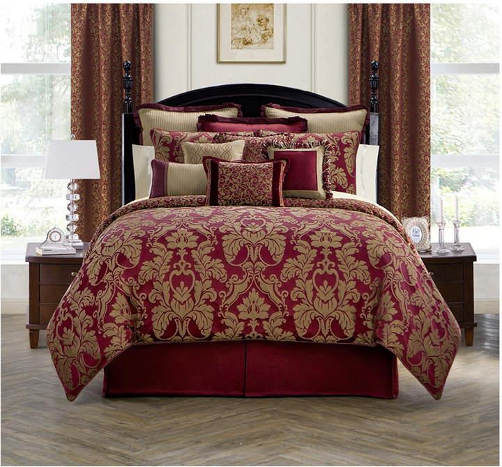 Waterford Athena Reversible King Comforter Set