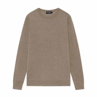 Hackett London Hackett Men's Wool Silk Cashmere CRW Pullover Sweater