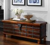 Pottery Barn Franco Reclaimed Wood Trunk