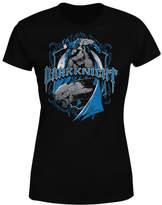 DC Comics Batman DK Knight Shield Women's T-Shirt - Black