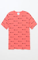 Champion All Over Script T-Shirt