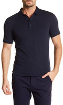 Original Penguin Slub Slim Fit Pocket Polo