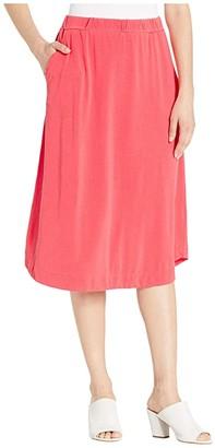 Fresh Produce Long Avery Skirt (Vibrant Poppy) Women's Skirt
