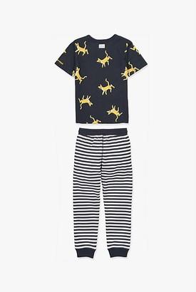 Country Road Organically Grown Cotton Jungle Pyjama Set