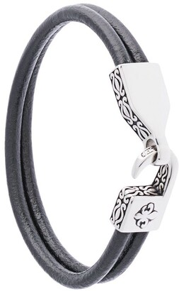 Nialaya Jewelry Leather Bracelet