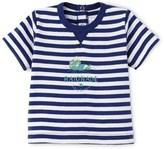 Petit Bateau Baby boy striped tee
