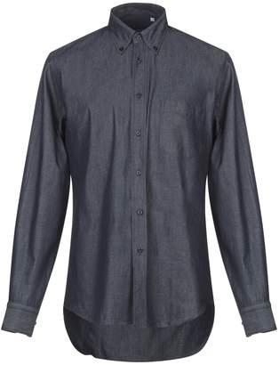 Zanetti 1965 Denim shirts
