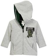 Diesel Tubrib Hooded Zip Jacket (Baby Boys)