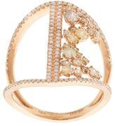 Kristin Hanson diamond bar ring