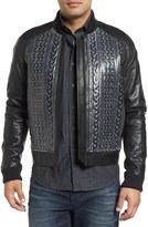 Robert Graham Men's Romulus Goatskin Leather Jacket
