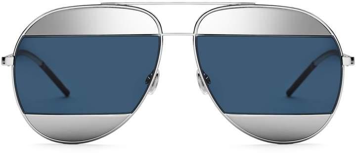 Christian Dior Split Sunglasses