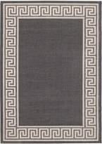 Ecarpetgallery 183741 Knossos Rug , Light Grey