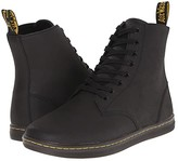 Dr. Martens Tobias (Black Greasy Lamper) Men's Lace-up Boots