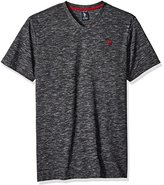 U.S. Polo Assn. Men's Space Dyed V-Neck T-Shirt