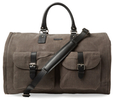 hook + ALBERT Canvas Weekender Bag