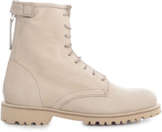 Woolrich Spring Work Ankle Boots