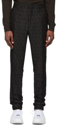 Fendi Black Forever Trousers